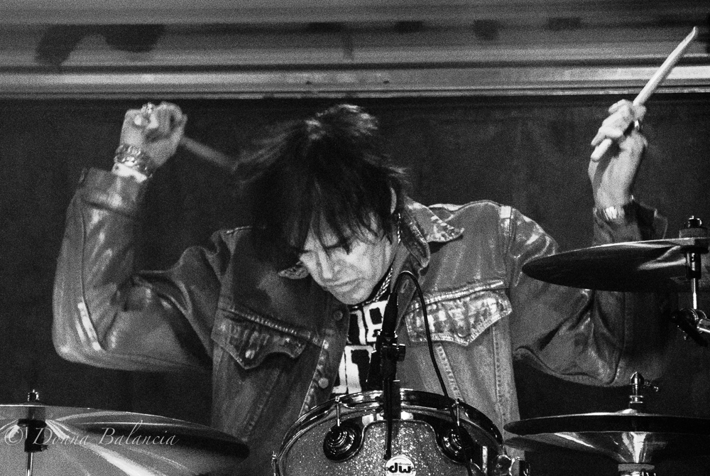 Richie Ramone Ramones Richie Ramone Loves His